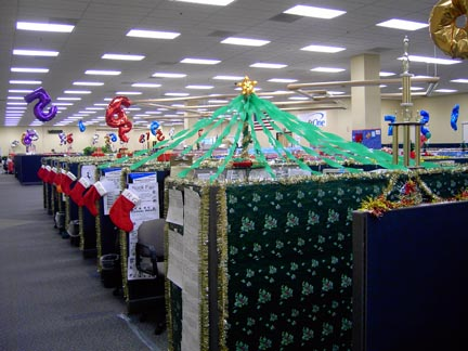Superior Consider Holding An Office Decorating Competition To Engage Your Employees  In A Little Friendly Competition!