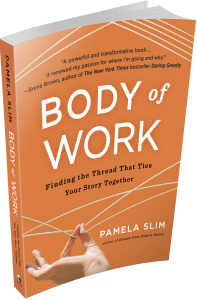 body of work by pam slim